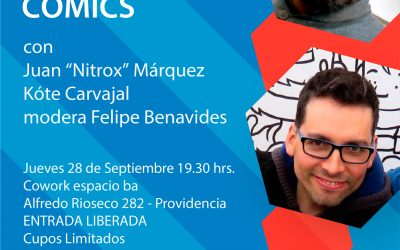 Mesa Redonda: Coloreando Comics